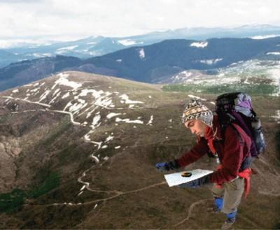 GPS: нові горизонти в туристичній справі