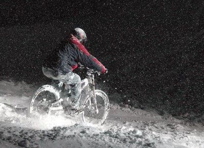 Три дні сніжного божевілля