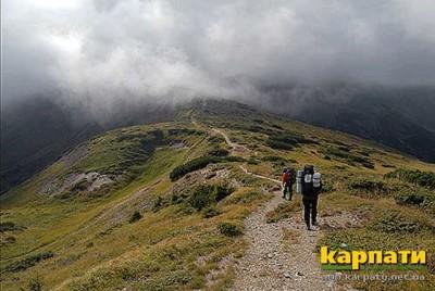 На Чорногорі — вітер