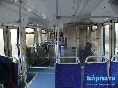 «Колійовий автобус» до Ворохти