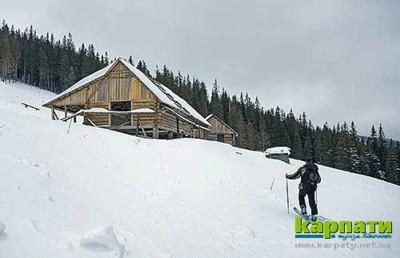 Через Костричу на лижах