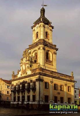 Бучач — місто з характером