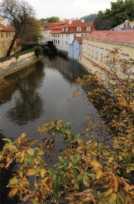 Прага.Мандрівка середмістям