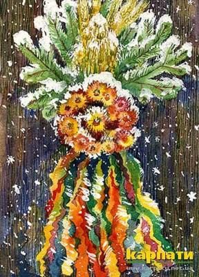 Крига і квіти