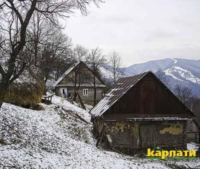 З літа в зиму, з Апецької на Боржаву