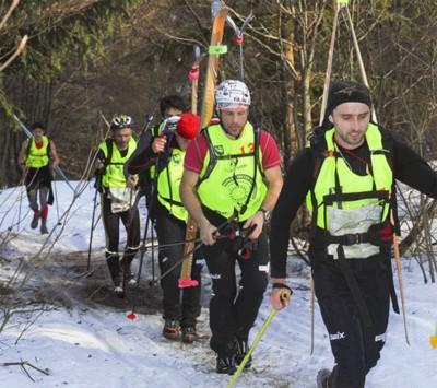 Екстрім-марафон у польських Бескидах