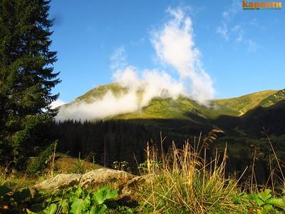 Петрос в хмарі