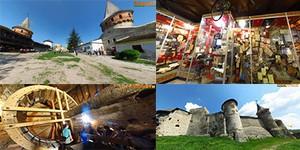 Кам'янець-Подільська фортеця віртуальний тур