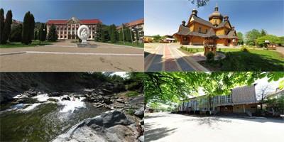 Віртуальний тур Косів